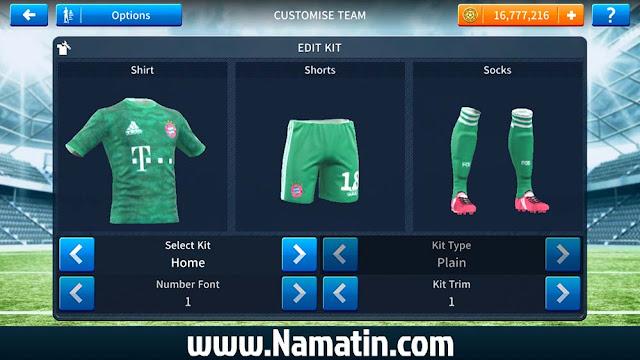 Download Baju Dream League Soccer Bayern Munchen