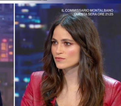 Veronica Gentili la vita in diretta 8 dicembre