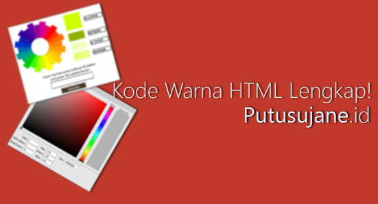 Cara Memasang Kode Warna HTML di Blog Terbaru