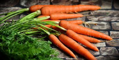 carrot for glowing skin