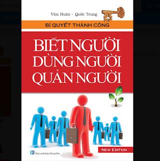 Biết Người Dùng Người Quản Người ebook PDF-EPUB-AWZ3-PRC-MOBI
