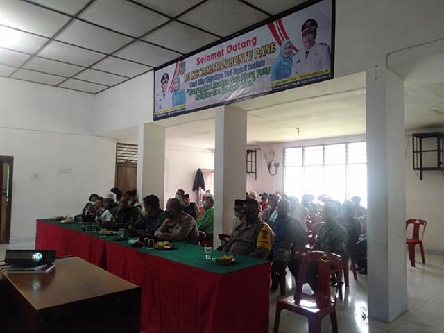 Personel Jajaran Kodim 0208/Asahan Hadiri Zoom Meeting Menyambut Bulan Ramadhan