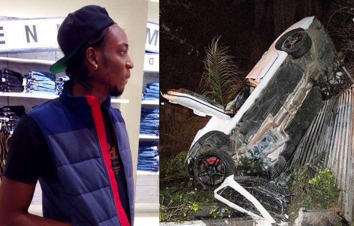 "Lagos Island big boy Akintola Seun aka ""Big Wayne"" dies in autocrash"