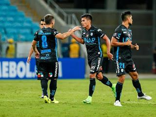 Zamora vs Deportes Iquique en Copa Libertadores 2017