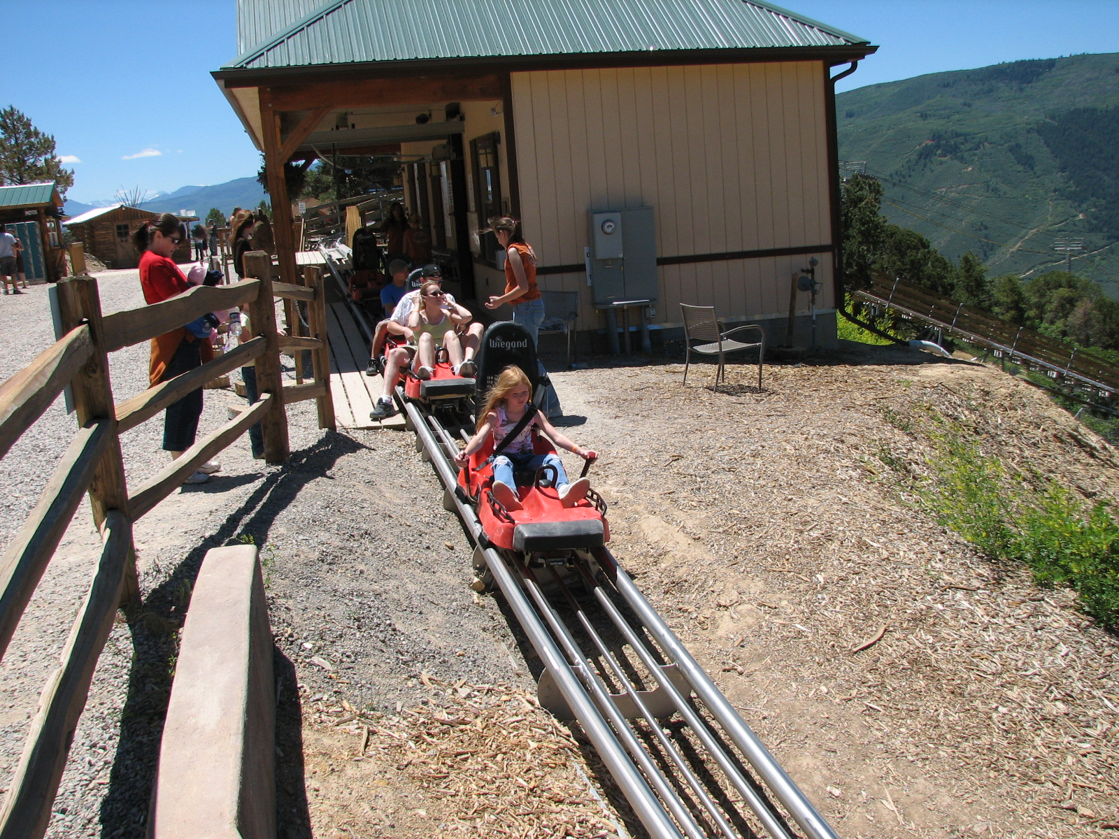 Alpine Slide At Ober Gatlinburg Ultimate Orlando
