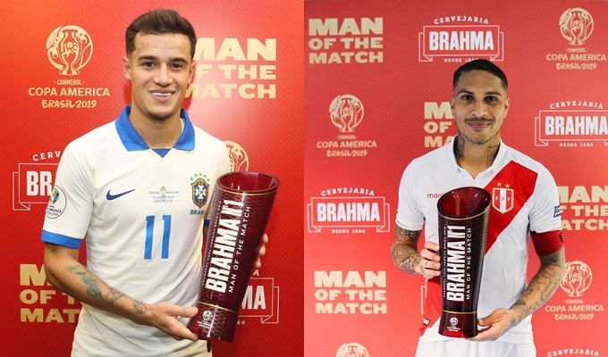 Man Of The Match Copa America 2019
