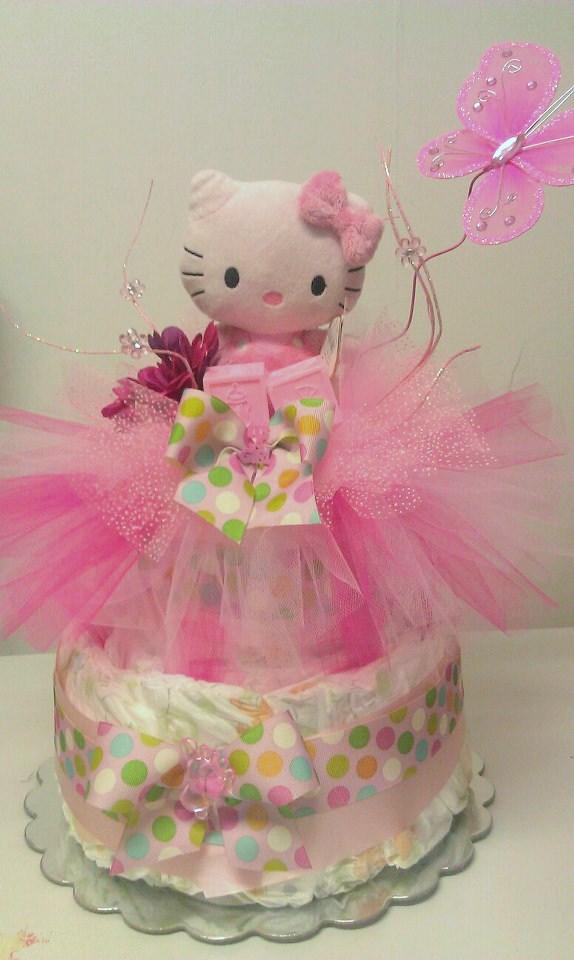 Adriana S Creations Custom Diaper Cakes