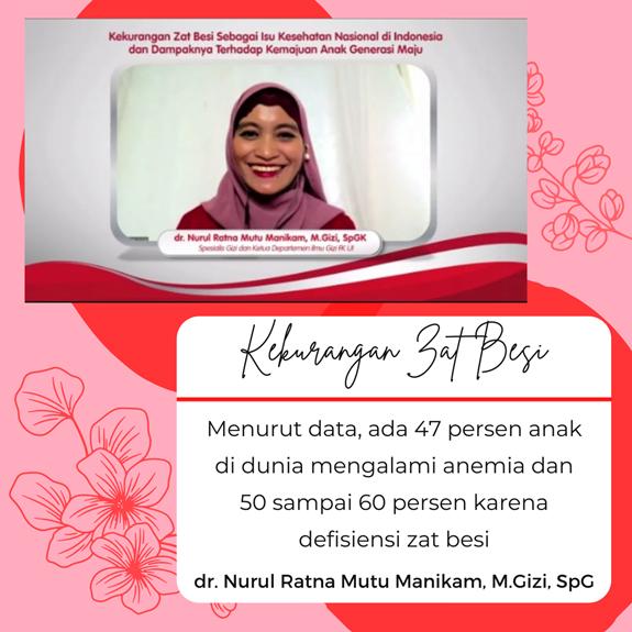 dr. Nurul Ratna Mutu Manikam,M.Gizi, SpGK