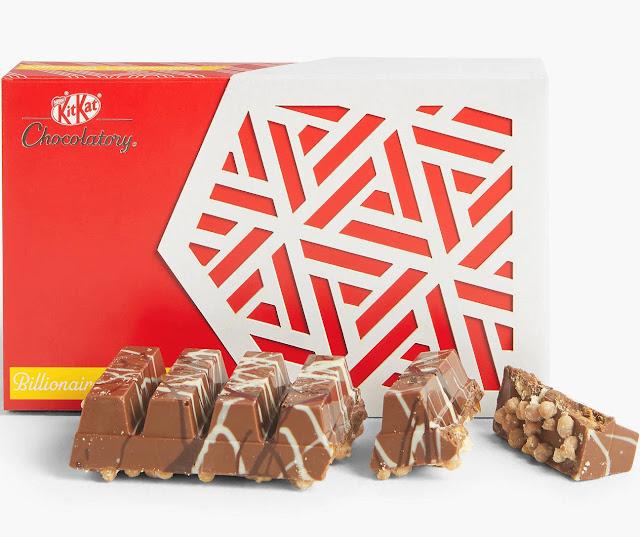 KitKat Billionnaire's KitKat