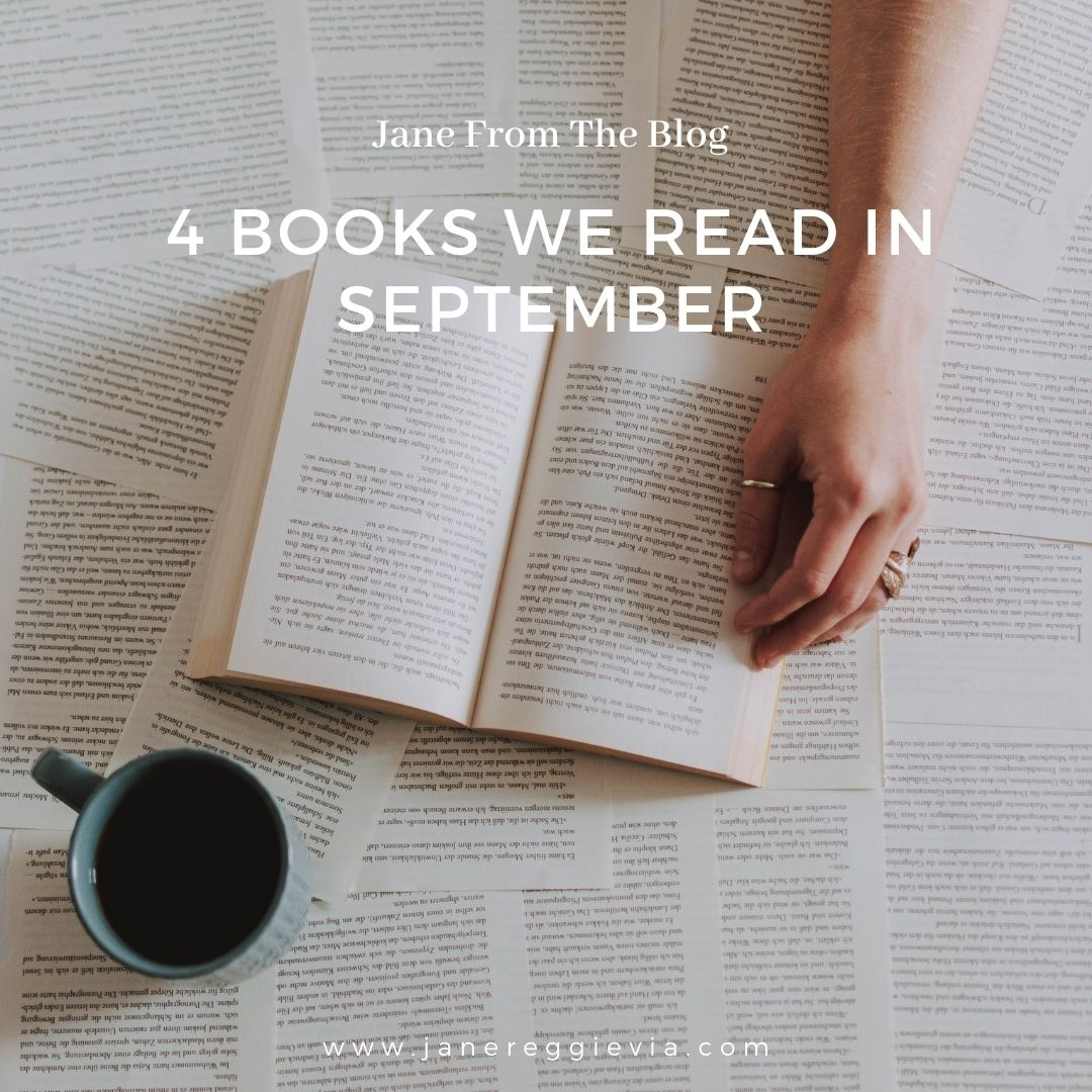 4 Books We Read in September