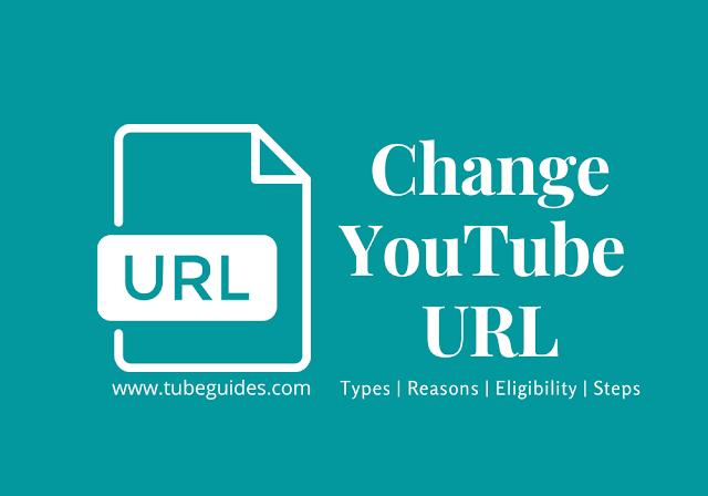 Change YouTube URL