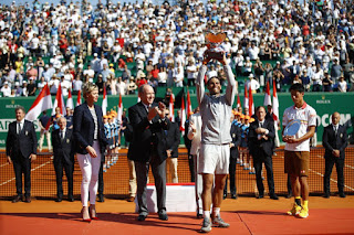 TENIS (Masters 1000 Montecarlo 2018) - Undécimo título para Rafael Nadal