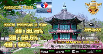 AGEN TOGEL - Prediksi Togel Hari Ini Seoul4d Tanggal 22 April 2017 Sabtu