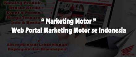 Daftar Harga Brosur Kredit Promo Dealer Motor Honda Jawa timur Update Terbaru Bulan Ini