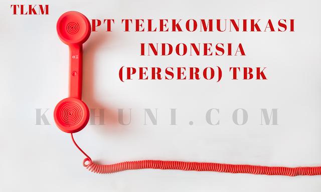 Laba bersih TLKM Telkom PT Telekomunikasi Indonesia 2020