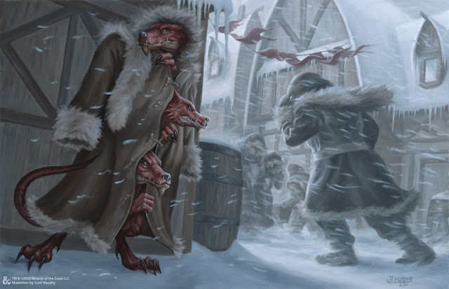 Reseña D&D - Icewind Dale: Rime of the Frostmaiden - Diez Ciudades
