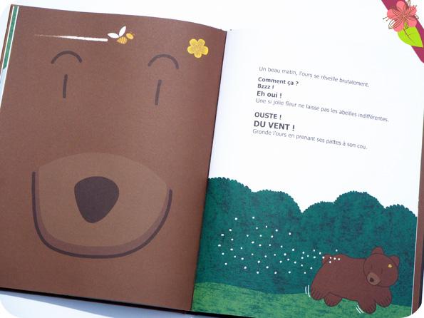 Fleur d'Ours de Pascal Brissy et Sylvain Diez - Frimousse
