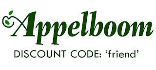 Appelboom pen store banner