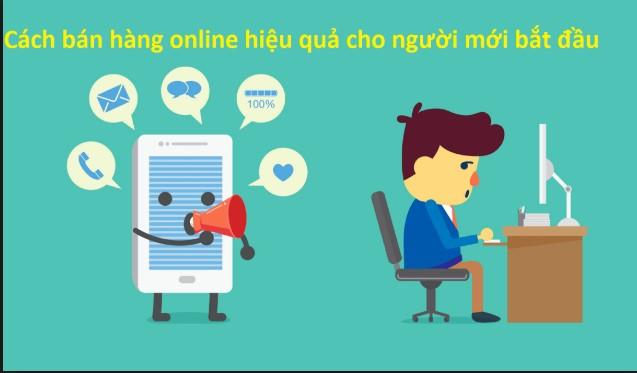 Tự học bán hàng online tại nhà