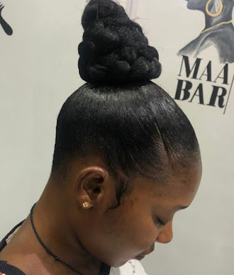 Best Gel Hairstyles for Black Ladies