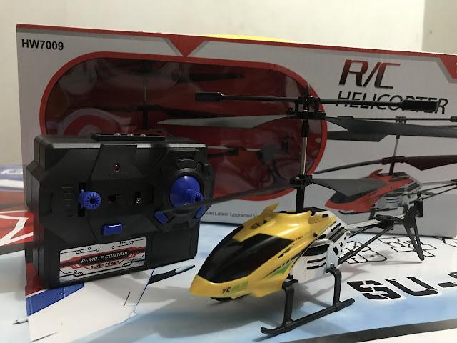 Máy bay trực thăng điều khiển từ xa 3.5 kênh HW7009 _2