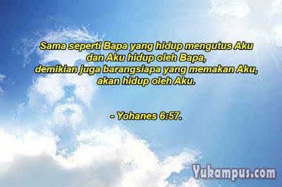 ayat alkitab tentang semangat hidup