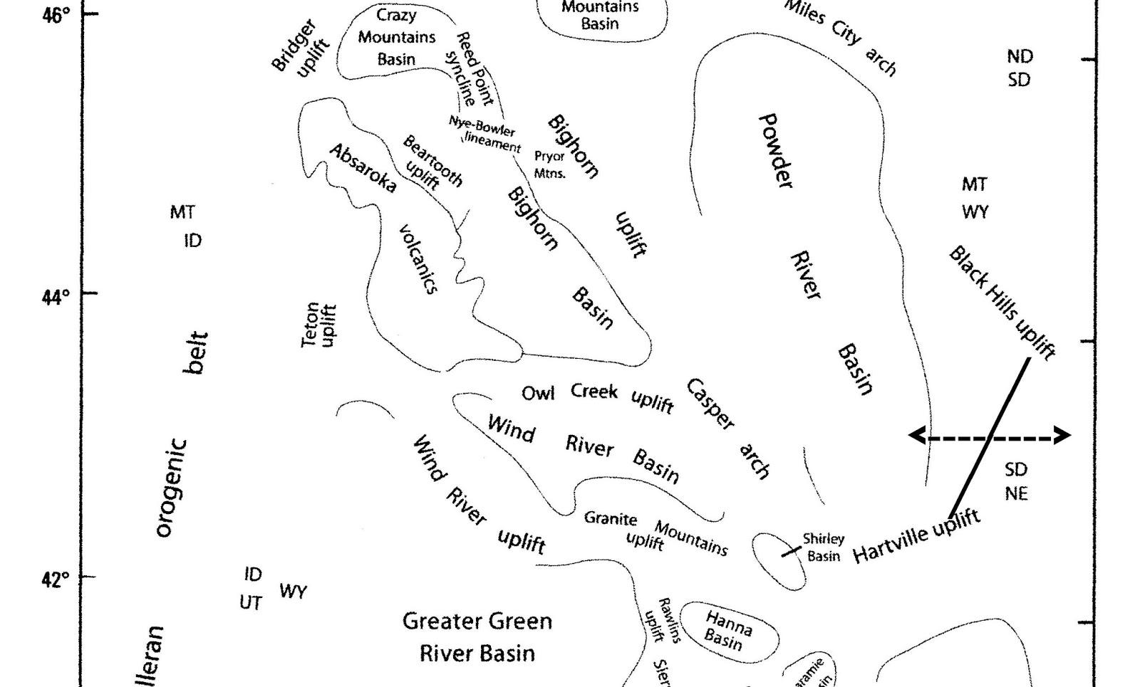 Csms Geology Post Fairburn Agate Wyoming