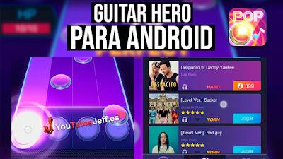 juegos de musica android, taptap music