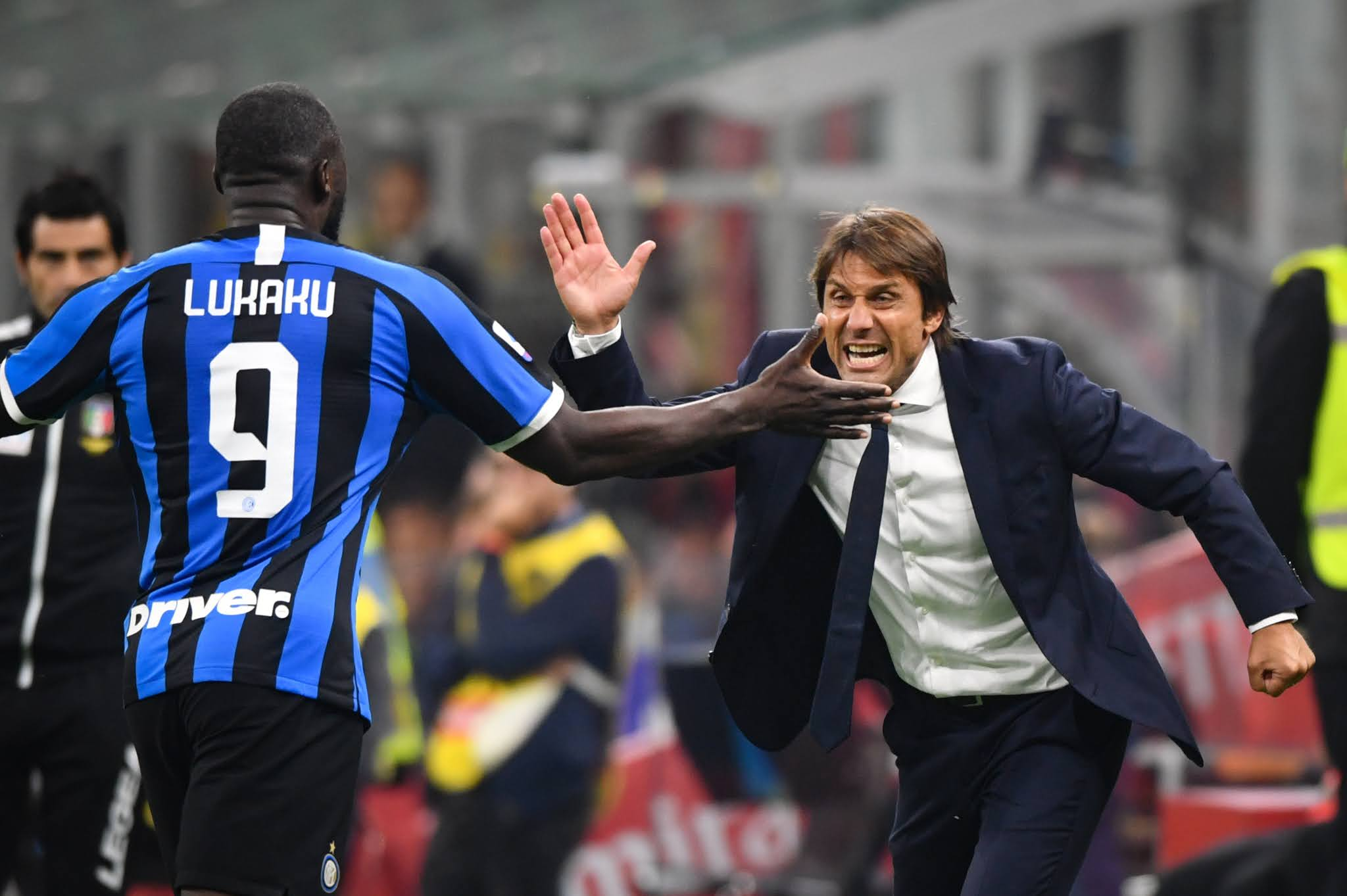 Inter Milan are the new Serie A champions