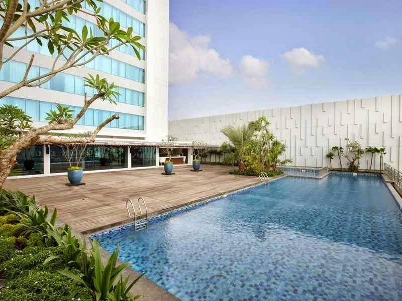 Kolam Renang Hotel Untuk Umum di Jakarta
