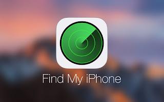 cara melacak hp hilang dalam keadaan mati find my iphone