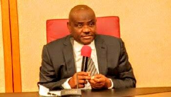 Rivers State Governor Dissolved his Cabinet