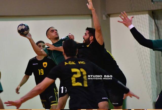 Φιλικό crash test του Διομήδη με την ΑΕΚ - Την Πέμπτη η κλήρωση για την Handball Premier