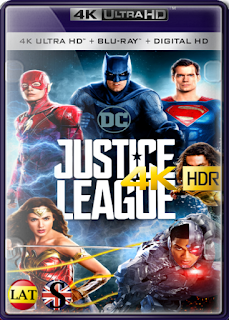 Liga de la Justicia (2017) REMUX 4K UHD HDR LATINO/ESPAÑOL/INGLES