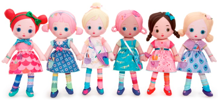 Mooshka Dolls from Zapf Creations