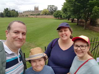 Family Fun in Oxford