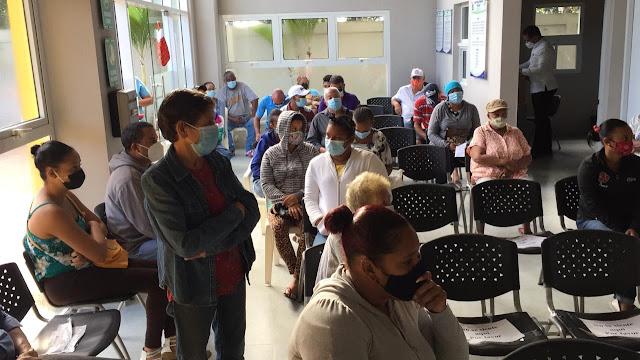 Realizan operativo y charla en el día mundial de la diabetes en el Centro Clínico y Diagnóstico Villa Tapia