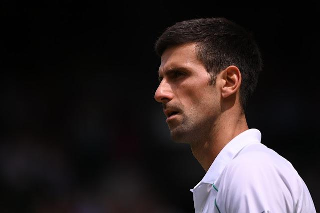 Novak Djokovic chega mais uma vez às quartas de final em Wimbledon