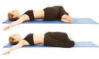 """""""Ejercicios para el dolor de espalda, columna"""""""