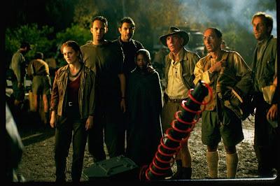 Cena do filme O Mundo Perdido: Jurassic Park - Divulgação: Canal Universal