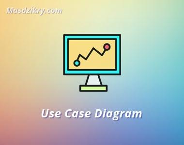 Pengertian use case diagram