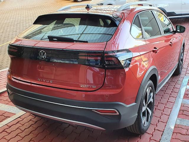 Volkswagen Nivus Highline