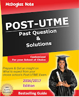 University of Calabar Past Questions and Answers