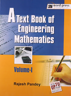 Download A Textbook of Engineering Mathematics Volume-I By Rajesh Pandey Pdf Book