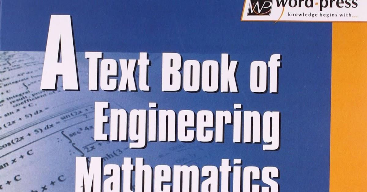 Engineering Mathematics Volume 3 Das Pal Pdf
