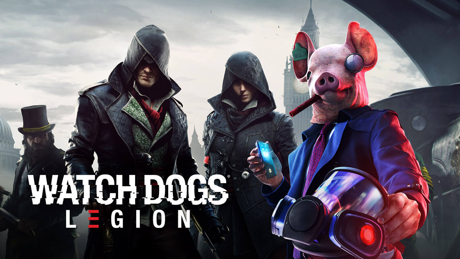 Watch Dogs Legion And Assassin S Creed Syndicate Has A Connection