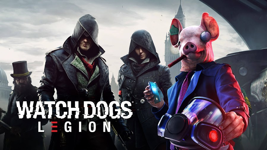 watch dogs legion assassin's creed syndicate connection jacob frye family easter egg reference preview footage dedsec resistance ubisoft open-world hacking action adventure game pc ps4 ps5 stadia xb1 xsx