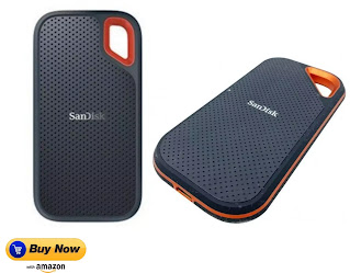 SanDisk Extreme Portable SSD- Best external SSD in India