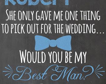 K'Mich Weddings - wedding planning - best man responsibilities 101