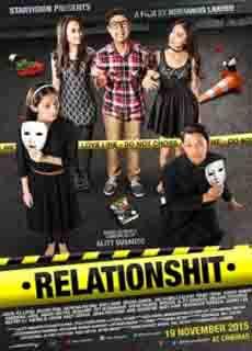 Download Film Movie Indonesia Relationshit (2015) Mkv mp4